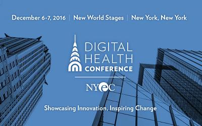 Digital Health Conference December 6-7 2016